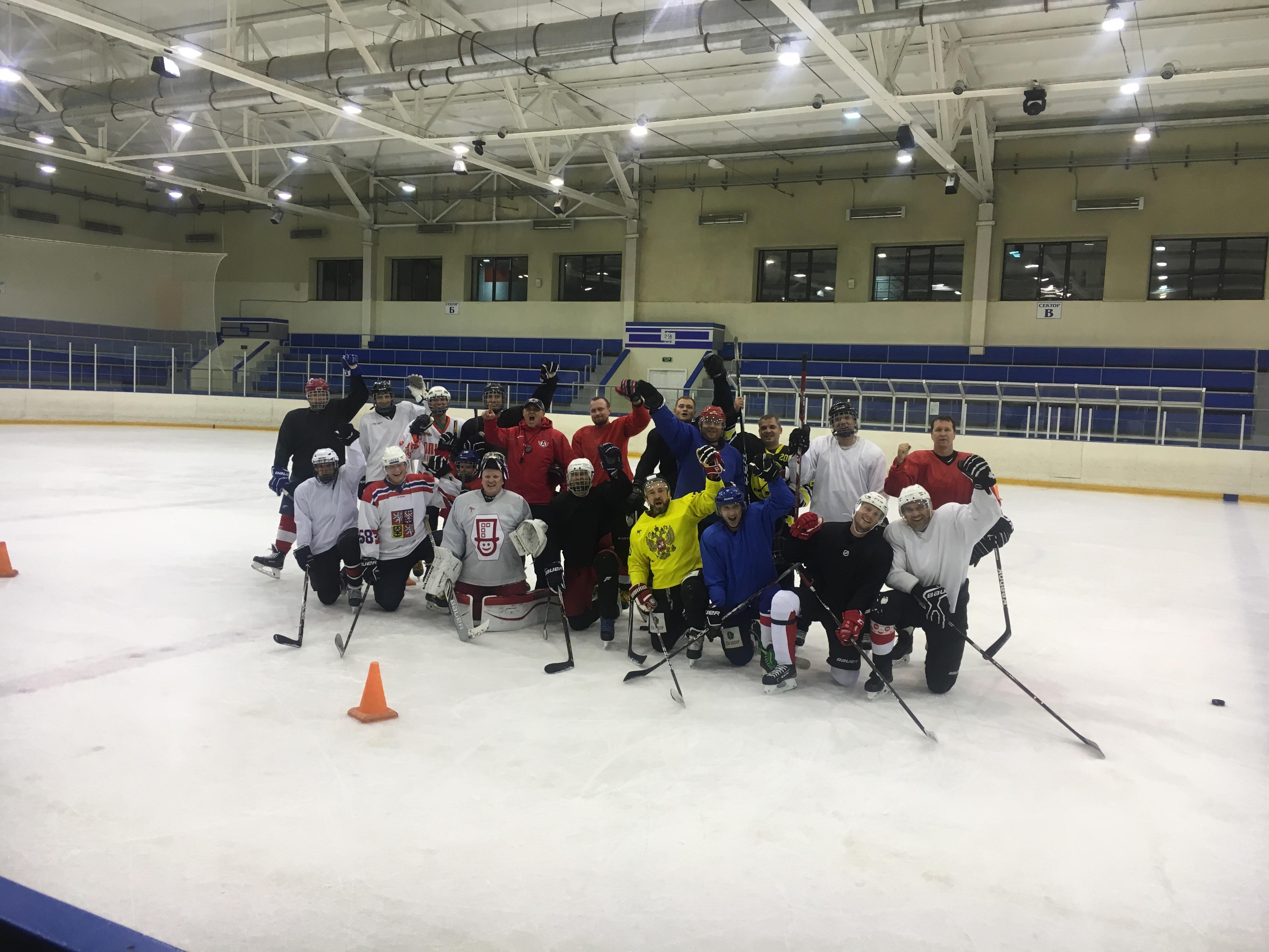 Центр хоккейного мастерства ЛХЛ